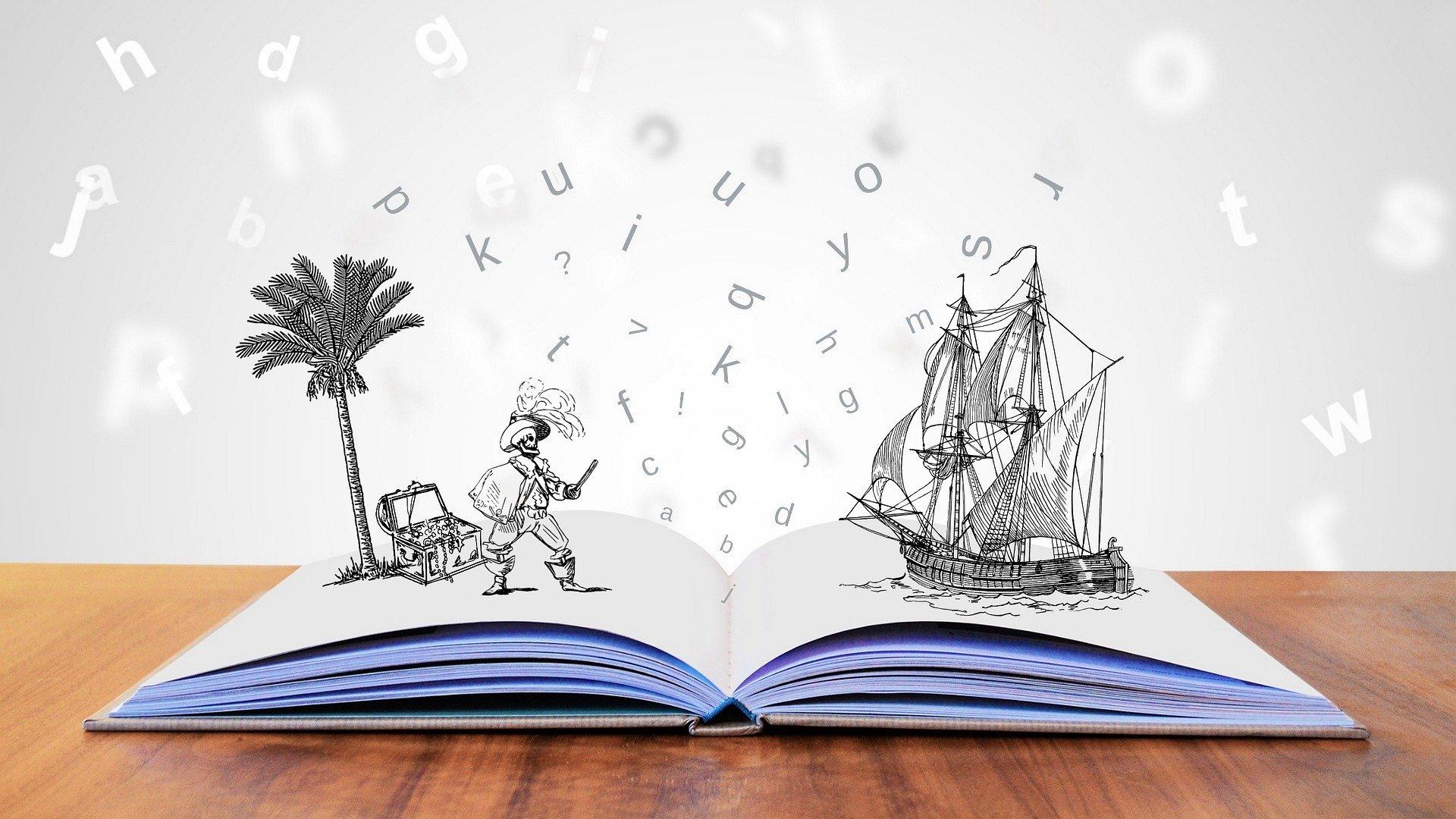Caccia al tesoro per bambini comincia  l'avventura